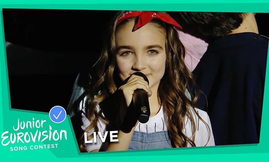 France – Junior Eurovision 2018