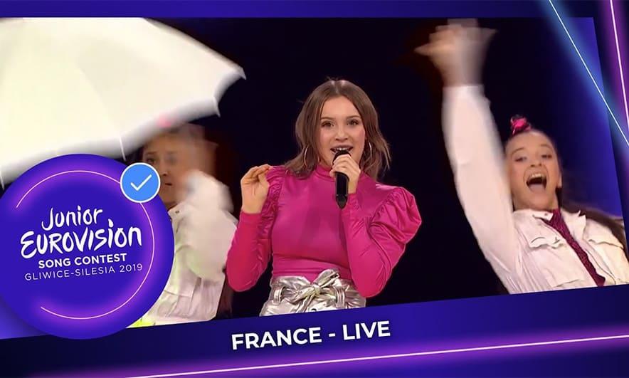 France – Junior Eurovision 2019