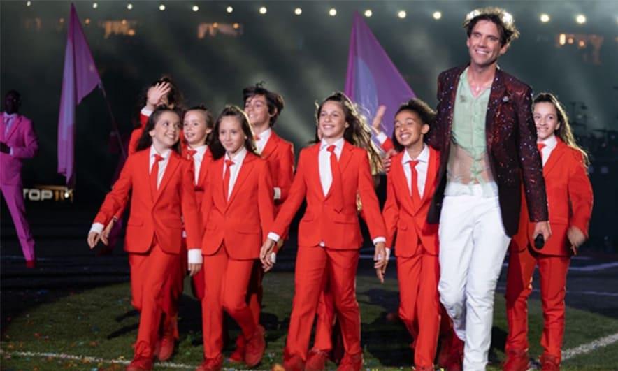 Danse Kids – Mika Stade de France